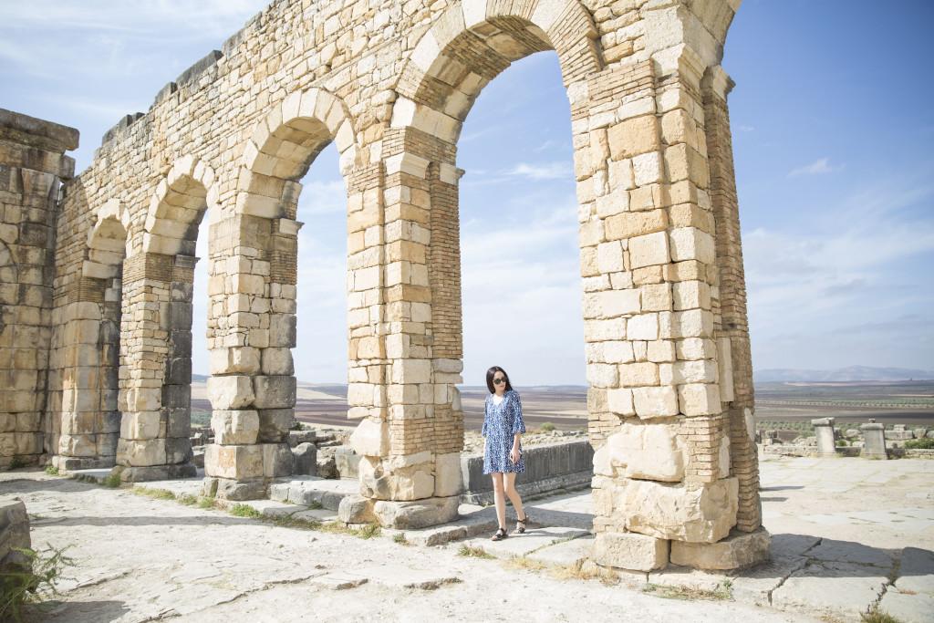 Meknes Vollubilis Morocco | WORLD OF WANDERLUST