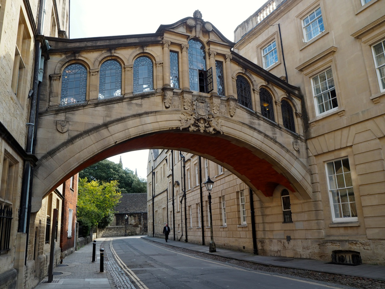 Oxford Colleges to Visit