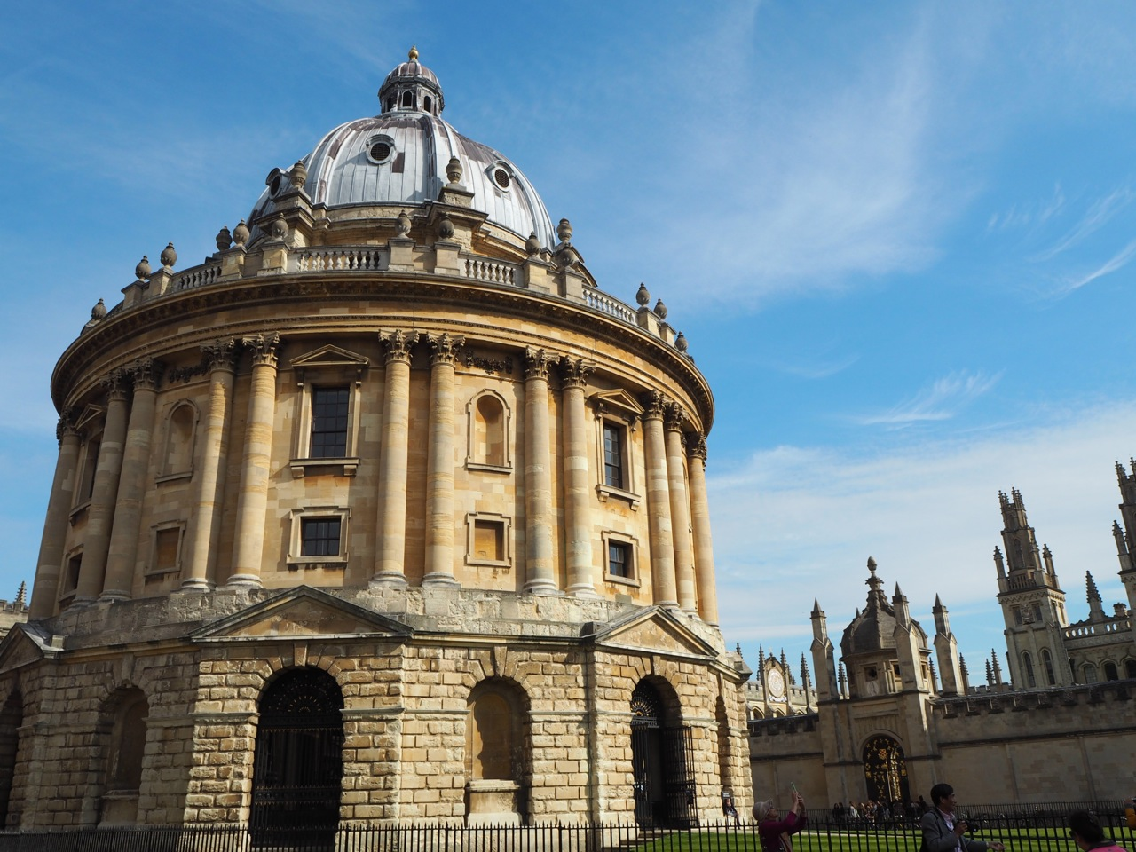 Harry potter locations to visit in oxford world of wanderlust oxford publicscrutiny Choice Image