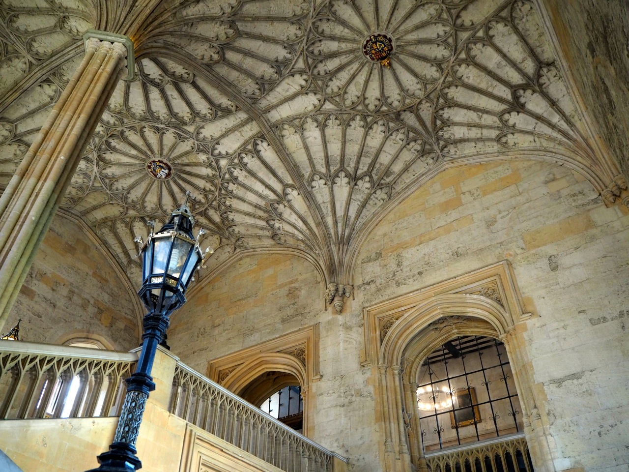 Harry Potter Locations to Visit in Oxford