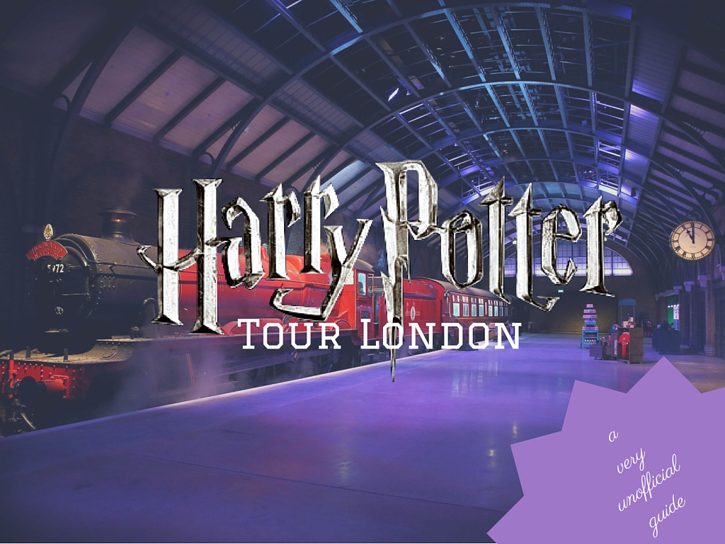 Harry Potter World London - Tourist England