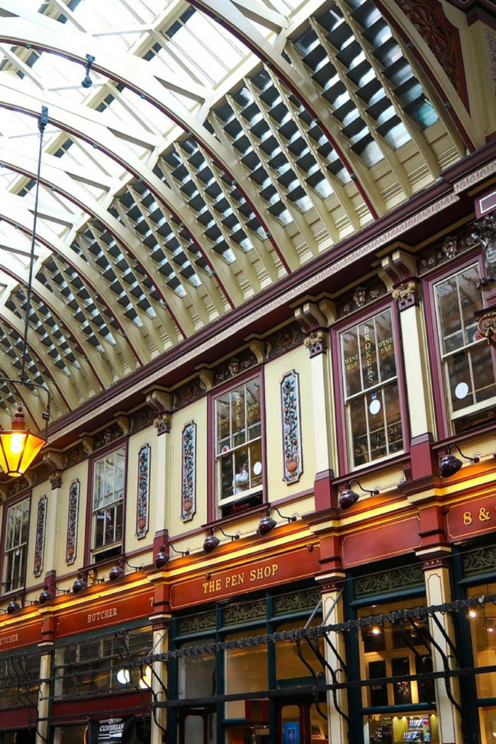 How to visit all the Harry Potter Locations in London