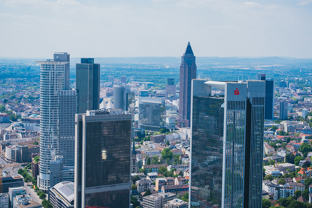 10 German Cities You Need to Visit, Frankfurt