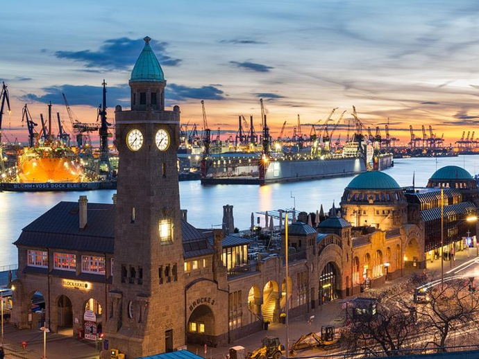 10 German Cities You Need to Visit, Hamburg