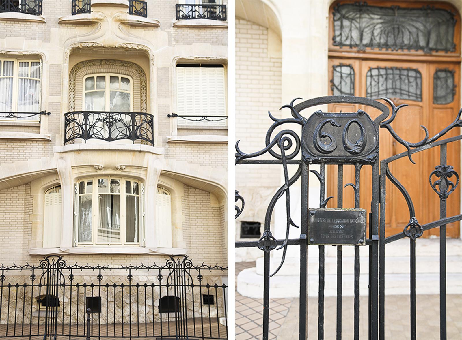 a guide to art nouveau in paris world of wanderlust