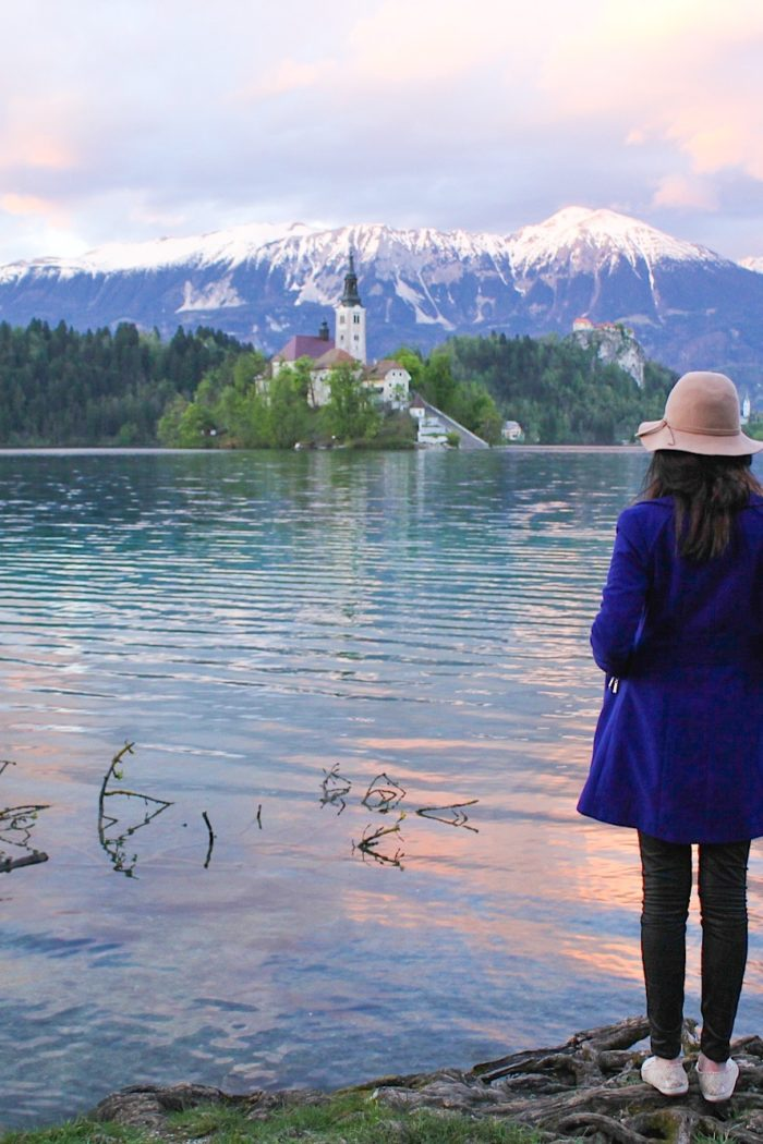 This may be the Most Romantic Lake in the World: Lake Bled, Slovenia