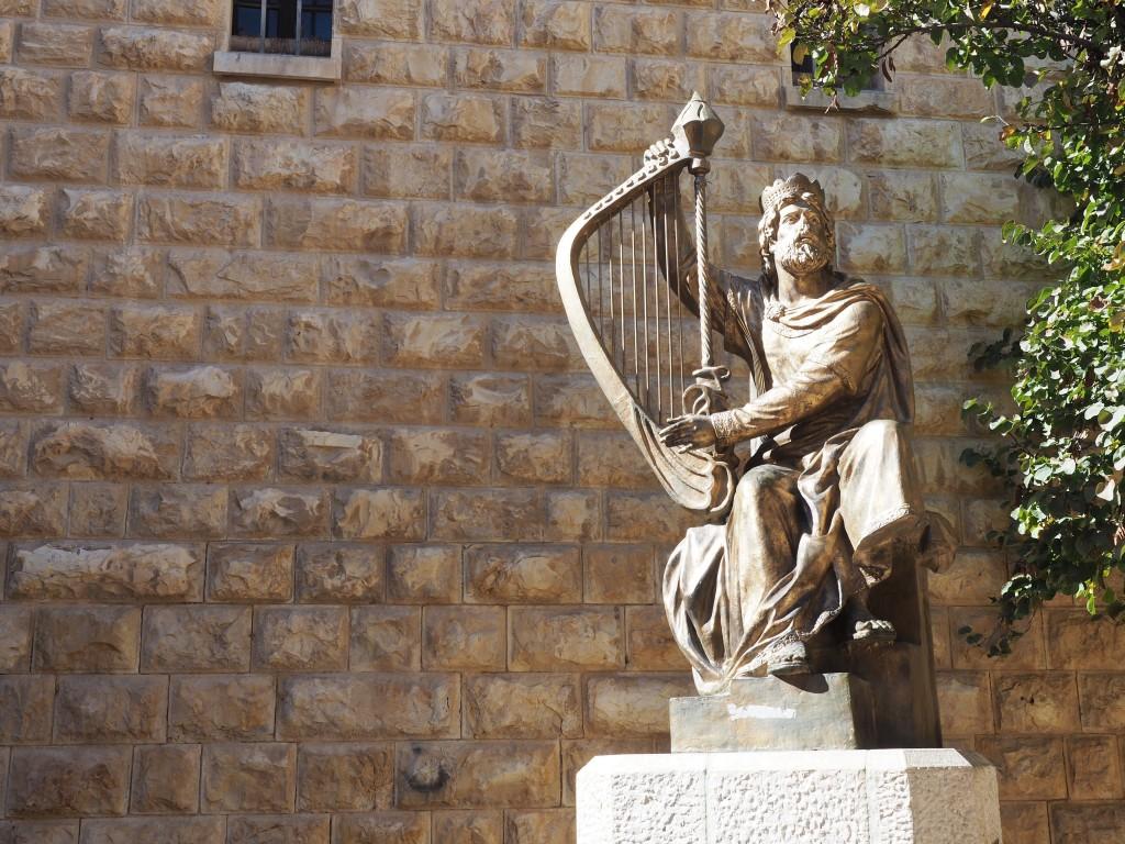King of David - Jerusalem