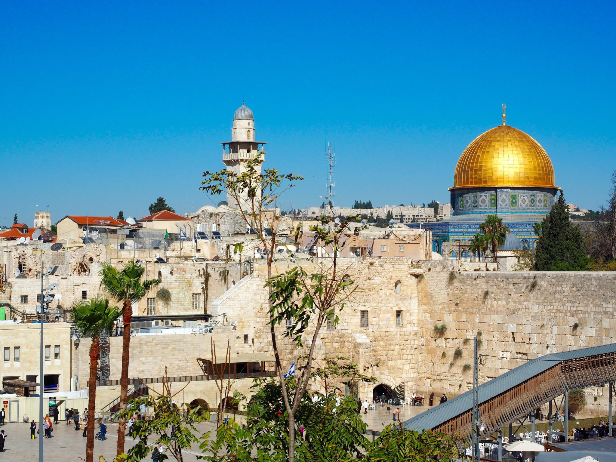 My One Week Itinerary In Israel And Palestine World Of