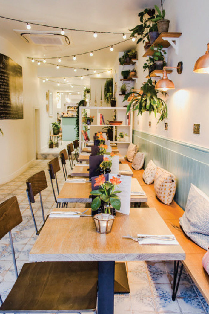 The best places to eat vegetarian and vegan in London