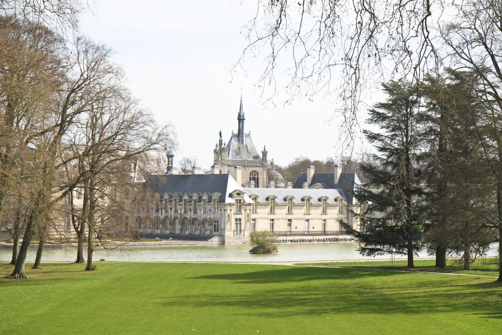 Chateau de Chantilly-17