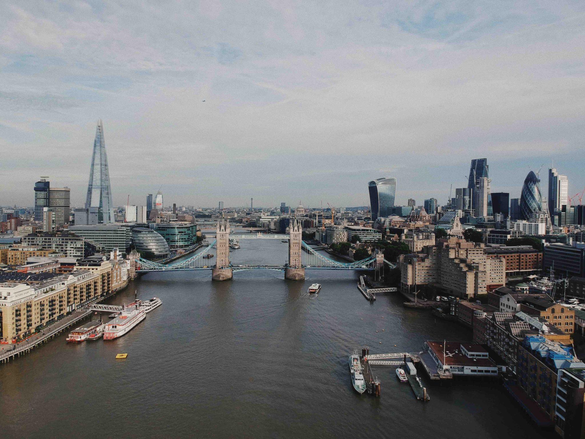 London Bridge | WORLD OF WANDERLUST