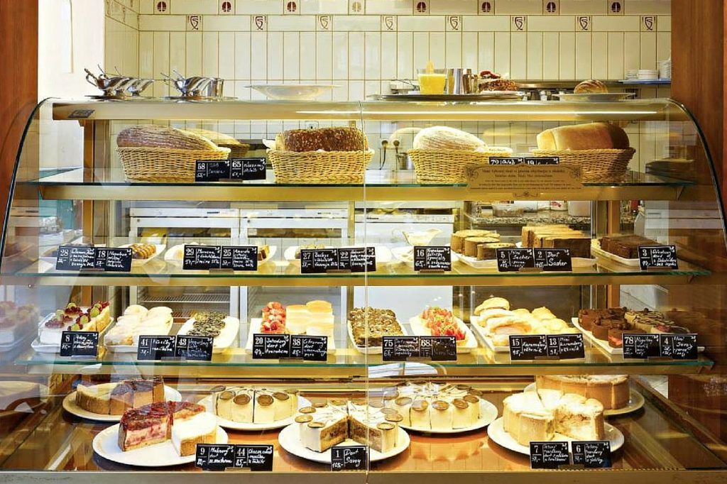 Bakeries in Europe