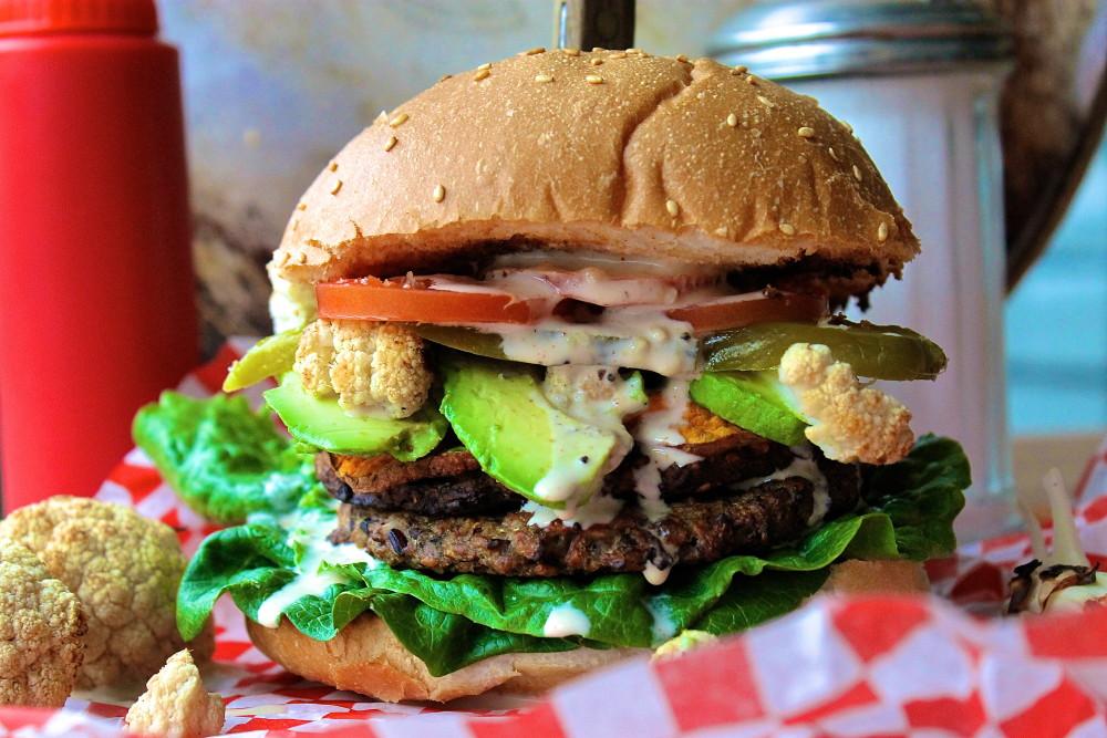 Ultimate Veggie Burger Recipe