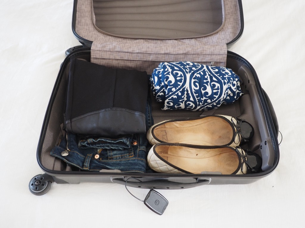 Packing without wrinkles