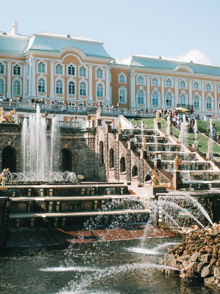 The Russian Versailles: A Guide to Visiting Peterhof