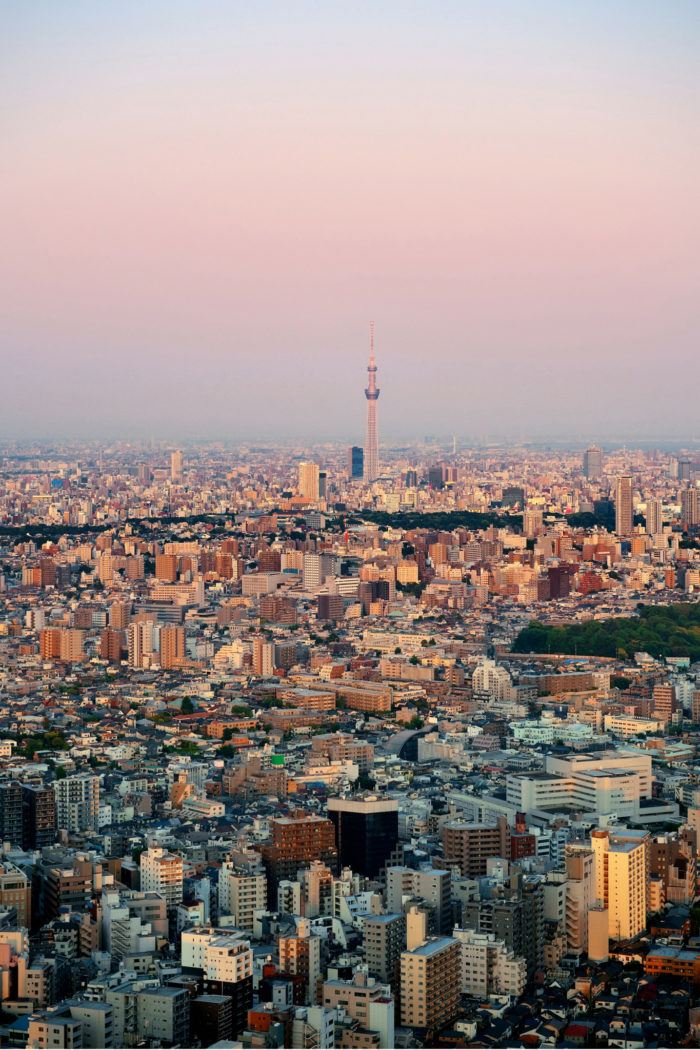 A Quick Guide to Tokyo