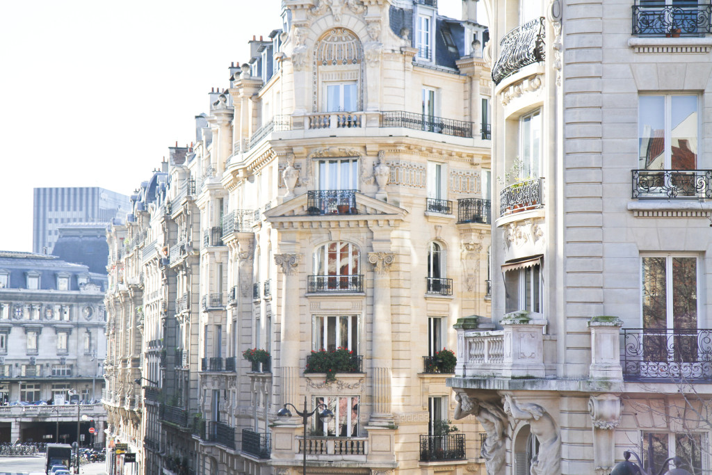 Paris by neighbourhood