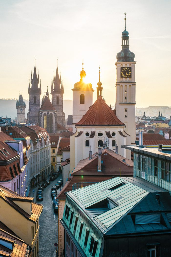 The Central Europe Trifecta: Visiting Prague, Vienna & Budapest
