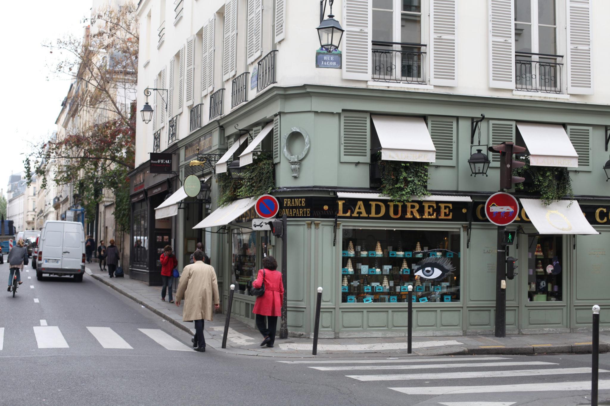 Paris sexy street