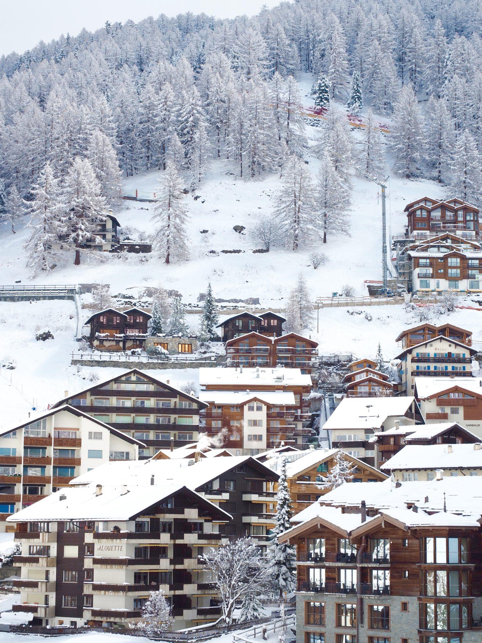 A Guide to Zermatt Switzerland