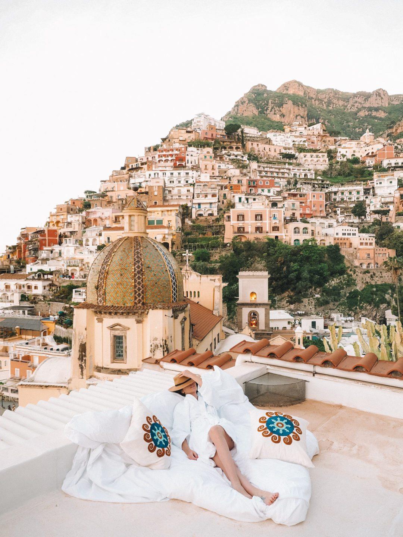 The Amalfi Coast Map Towns to Visit WORLD OF WANDERLUST