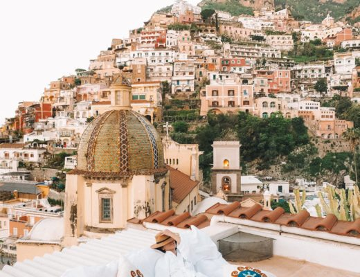 Amalfi Coast Itinerary | WORLD OF WANDERLUST