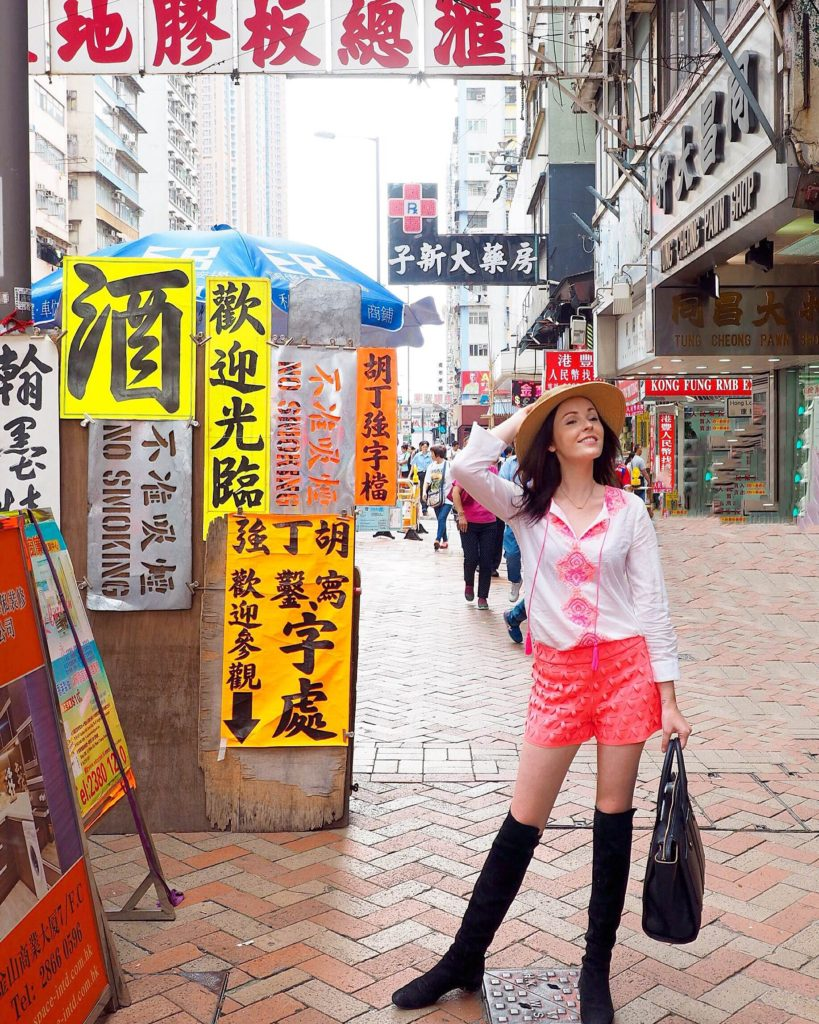 World of Wanderlust in Hong Kong