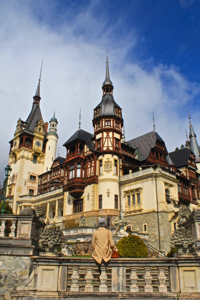 Peles Castle: What it is Like to Visit the Real A Christmas Prince Castle