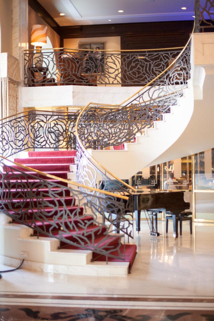 Checking In: Hotel Baltschug Kempinski Moscow