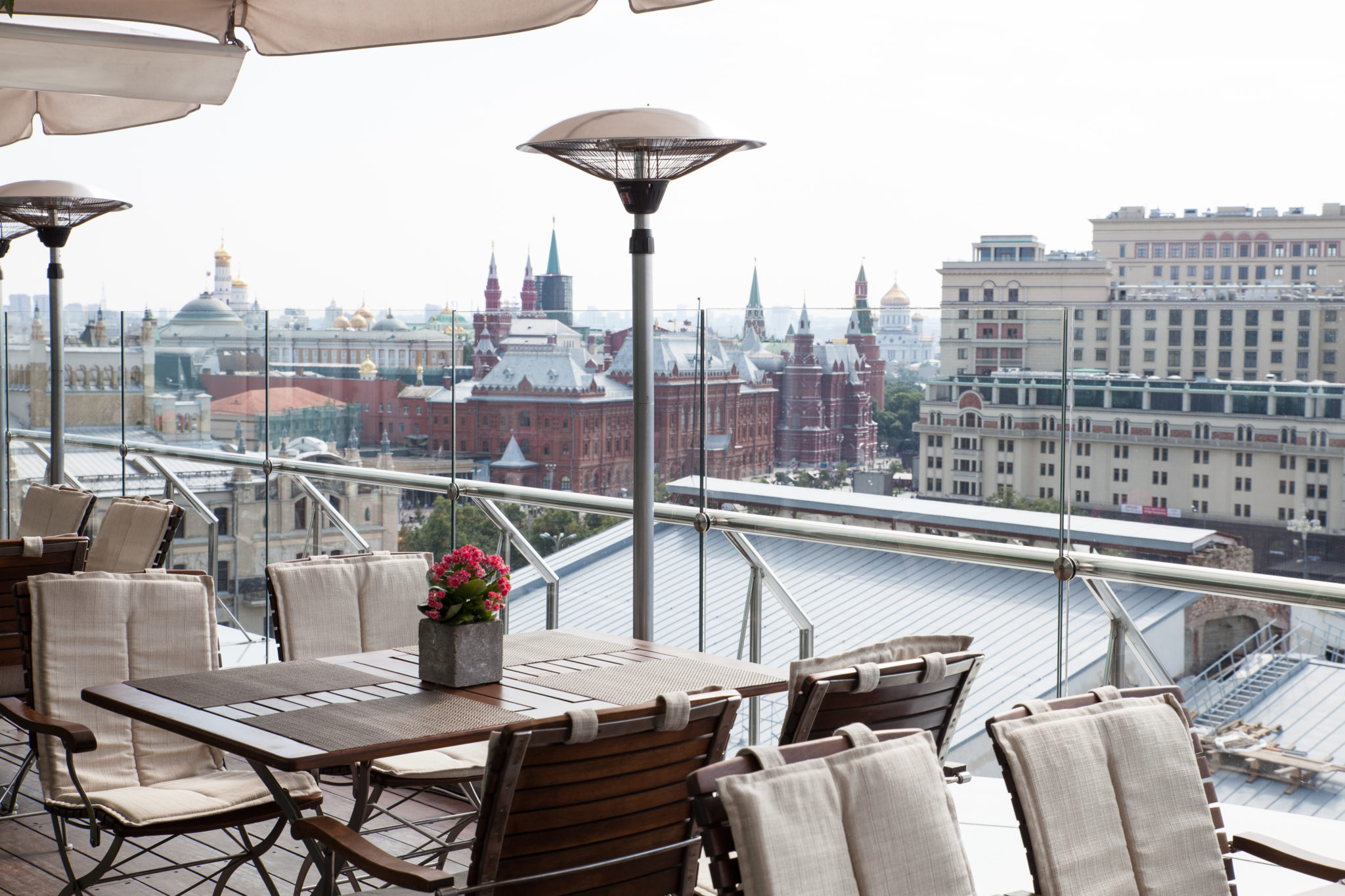Checking In Ararat Park Hyatt Moscow World Of Wanderlust