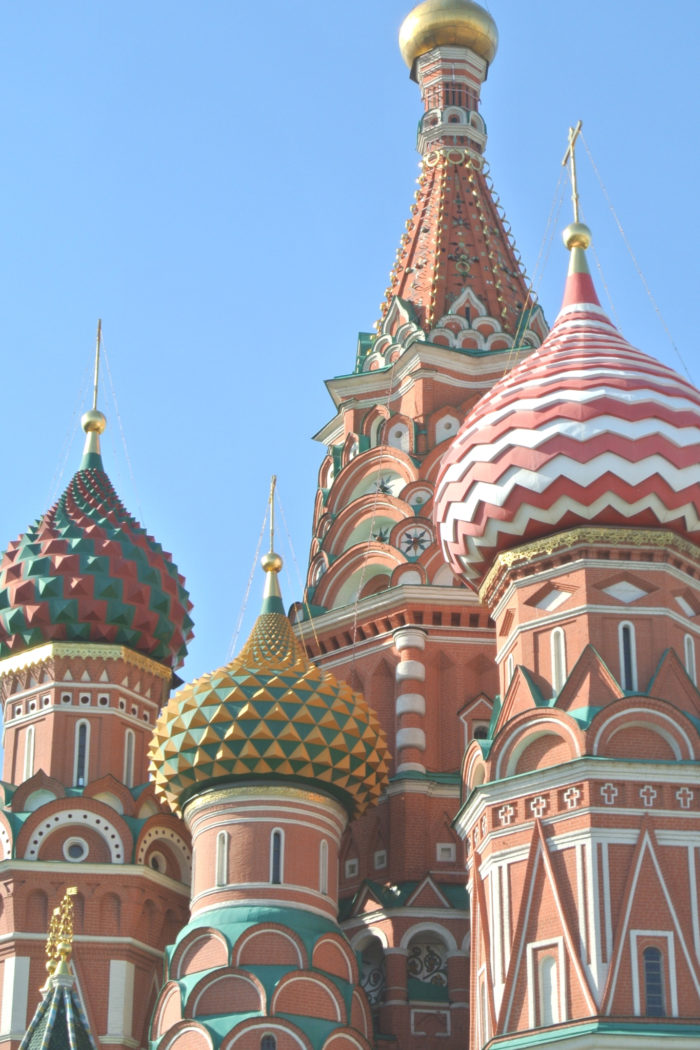 First time in Moscow? 10 Places you cannot miss when visiting Moscow for the first time