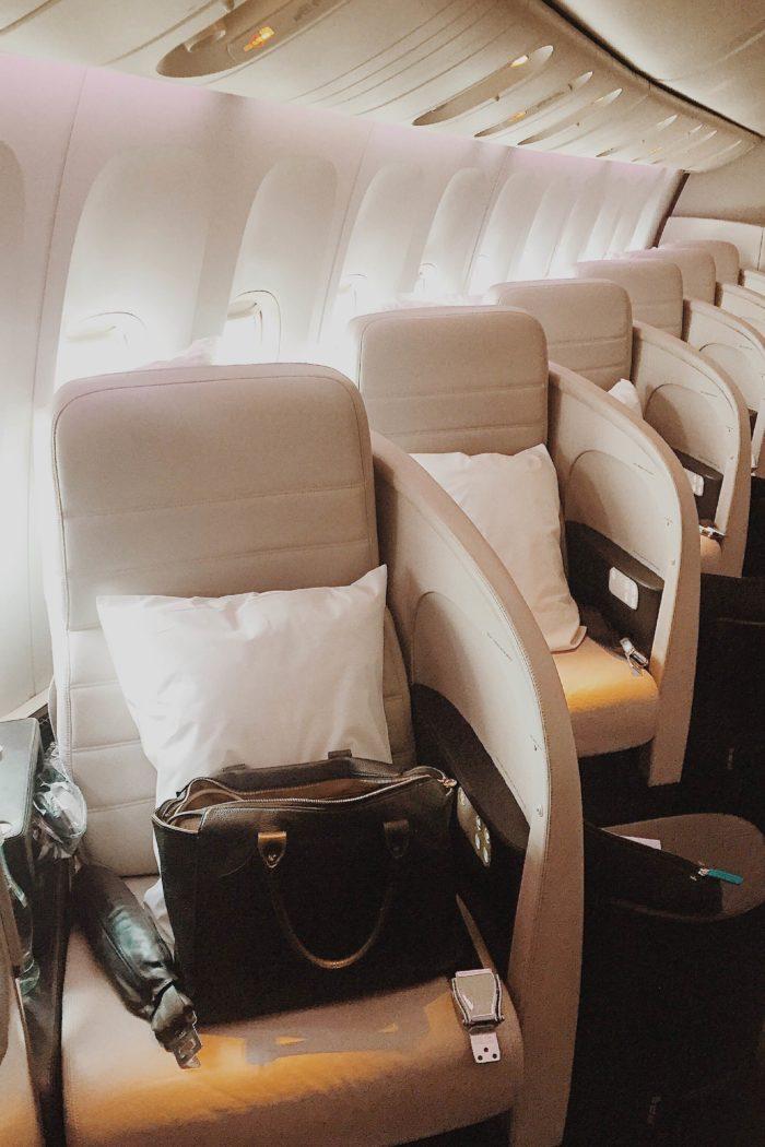 Air New Zealand Business Class Review