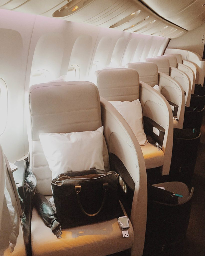 Air New Zealand Business Class Review | World of Wanderlust