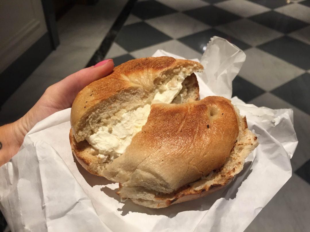 New York Bakeries to Dry