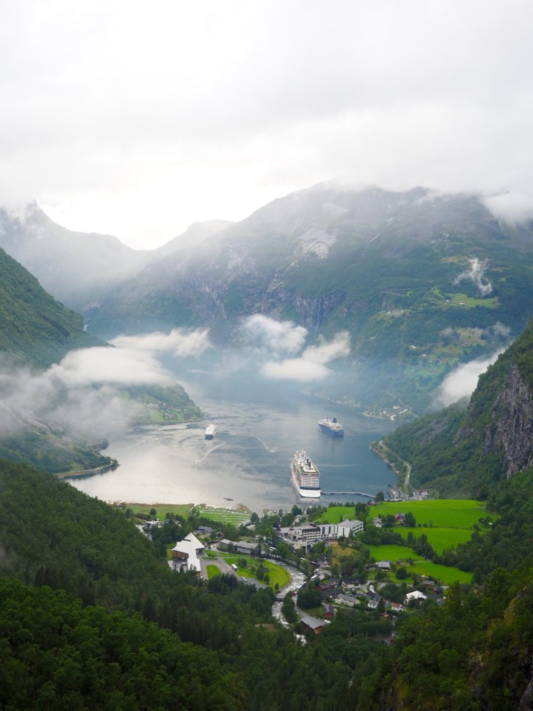 Cruising the Norwegian Fjords | World of Wanderlust