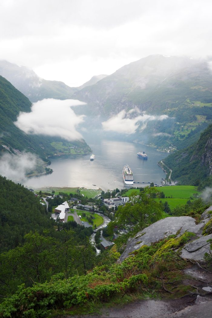 Into the Norwegian Fjords: Exploring Geiranger