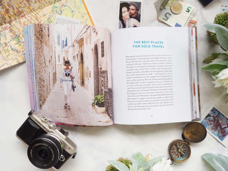 Photographing and Publishing My Travel Book (Behind the Scenes)