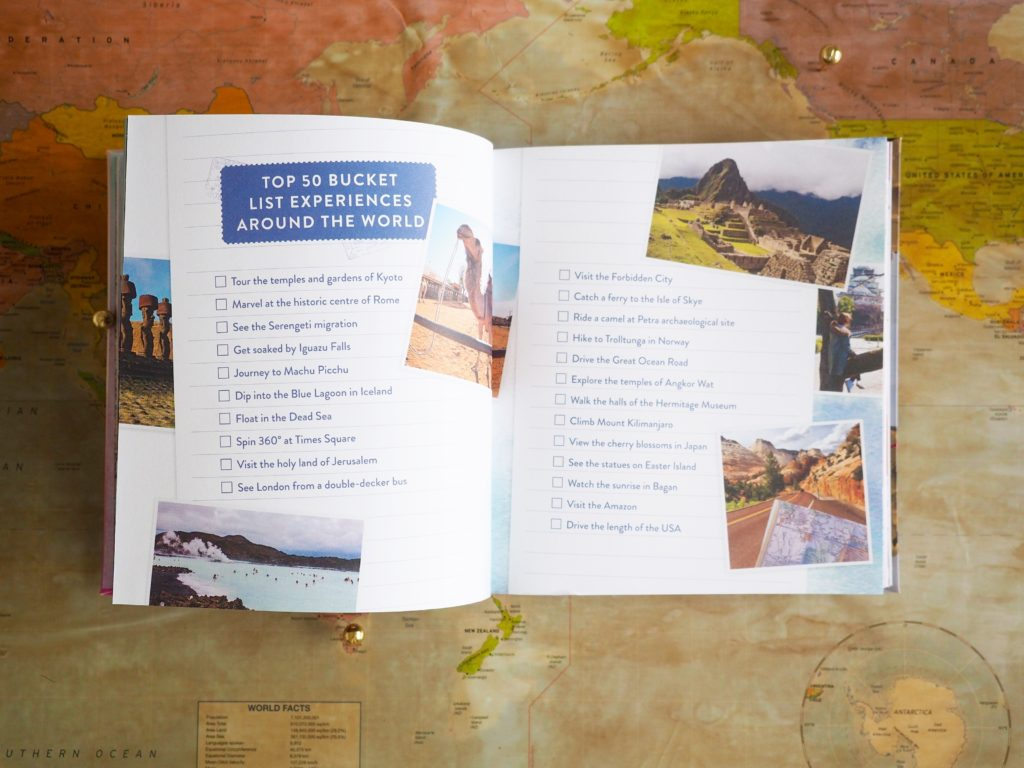 World of Wanderlust Book - How I published a book