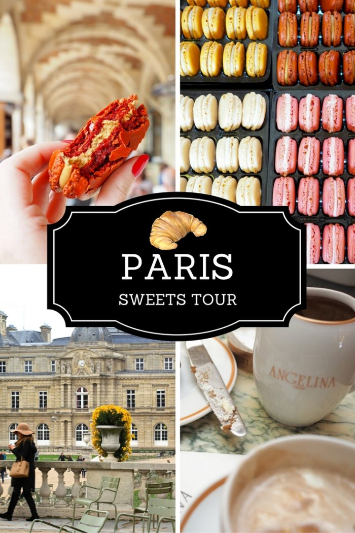 The Ultimate Sweets Tour of Paris: The Best Bakeries, Ice Creameries, Patisseries & Dessert Shops