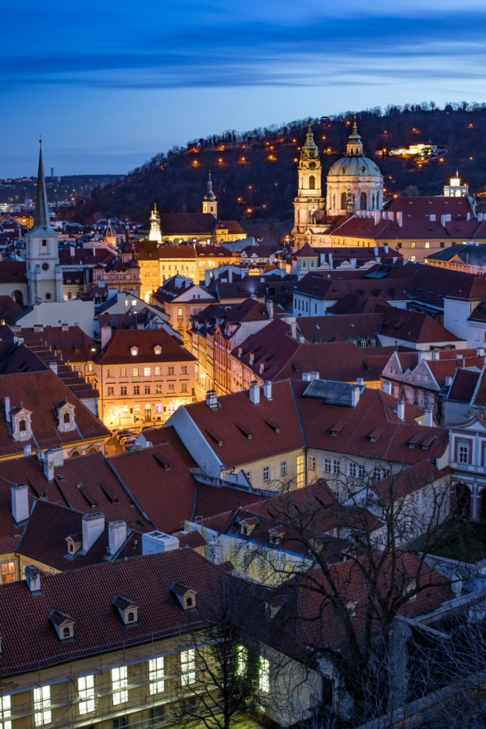 The Best of Prague: A Prague Walking Guide