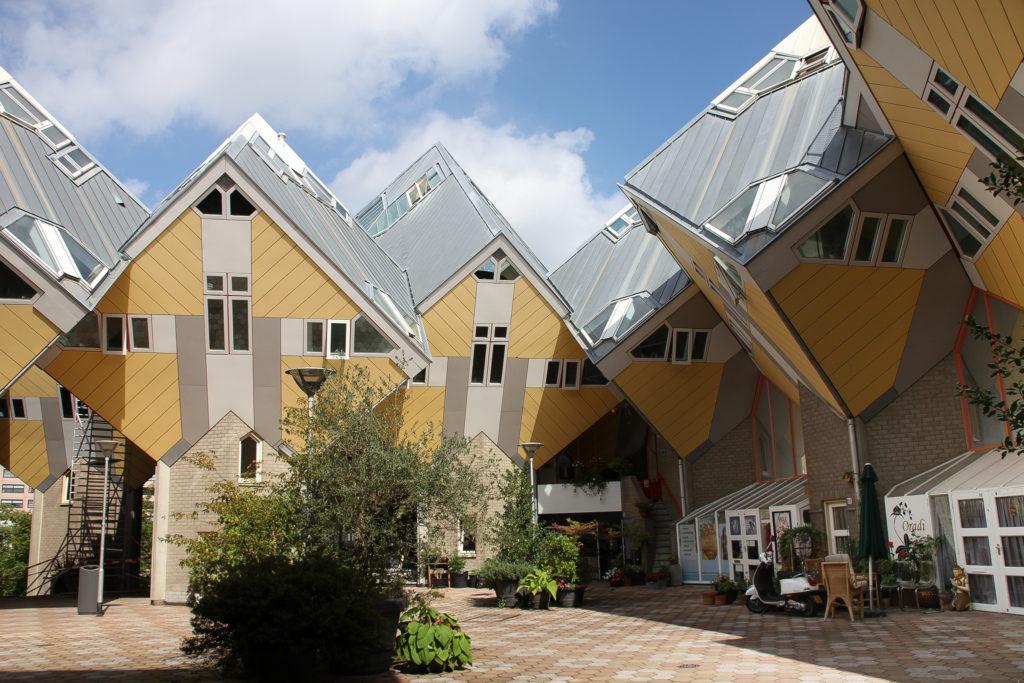 Rotterdam Netherlands via Flickr