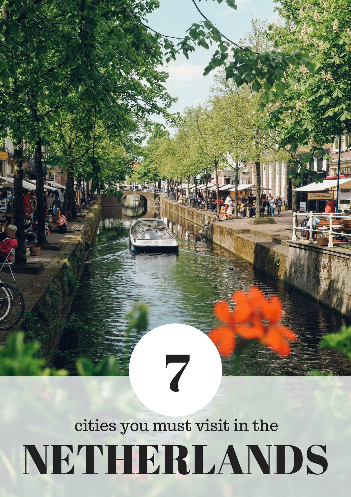 7 Cities & Towns you Must Visit in the Netherlands