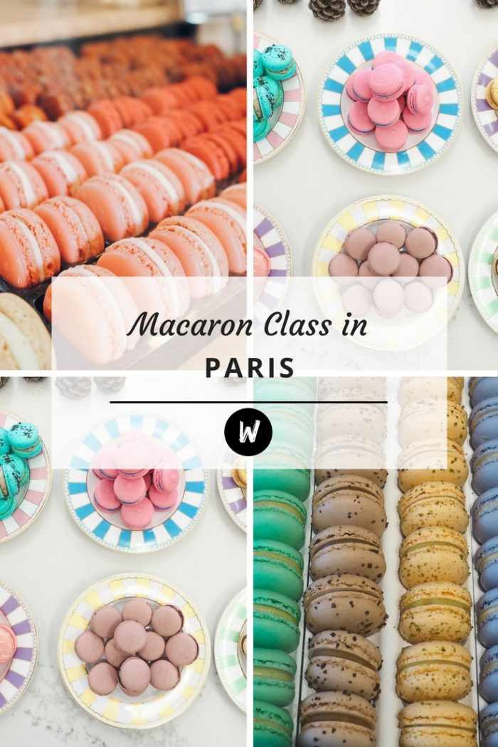 French Pastry Class in Paris: Learning to Make Macarons
