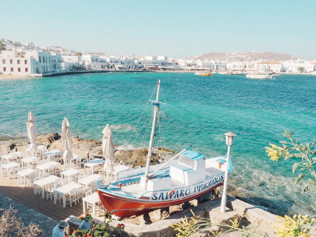 A Guide to Mykonos Greece | WORLD OF WANDERLUST