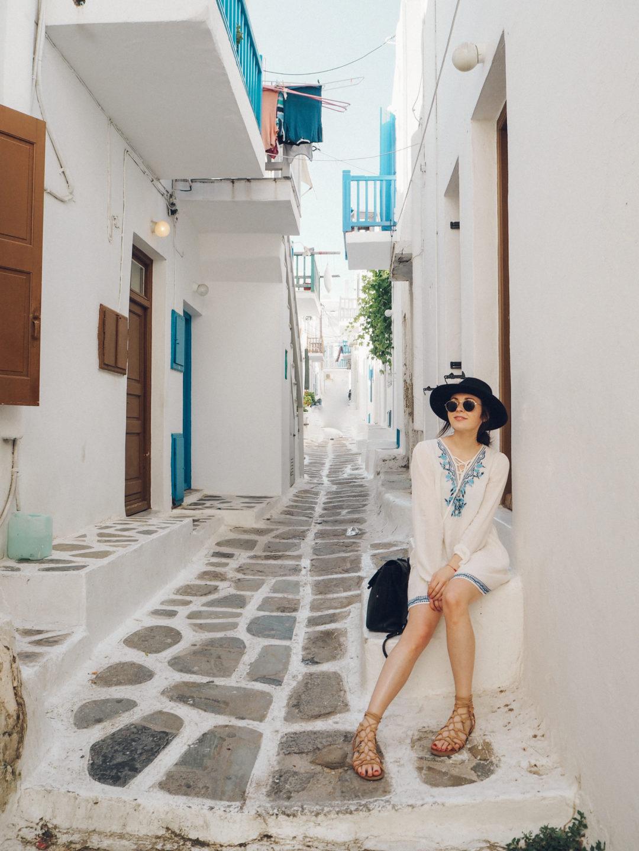 A Guide to Mykonos Greece   WORLD OF WANDERLUST