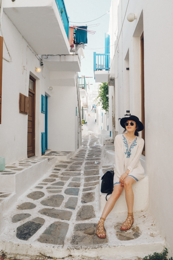A Guide to Mykonos