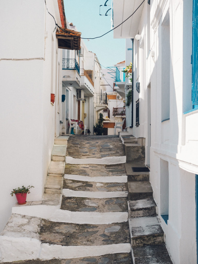 Skopelos Greece | WORLD OF WANDERLUST