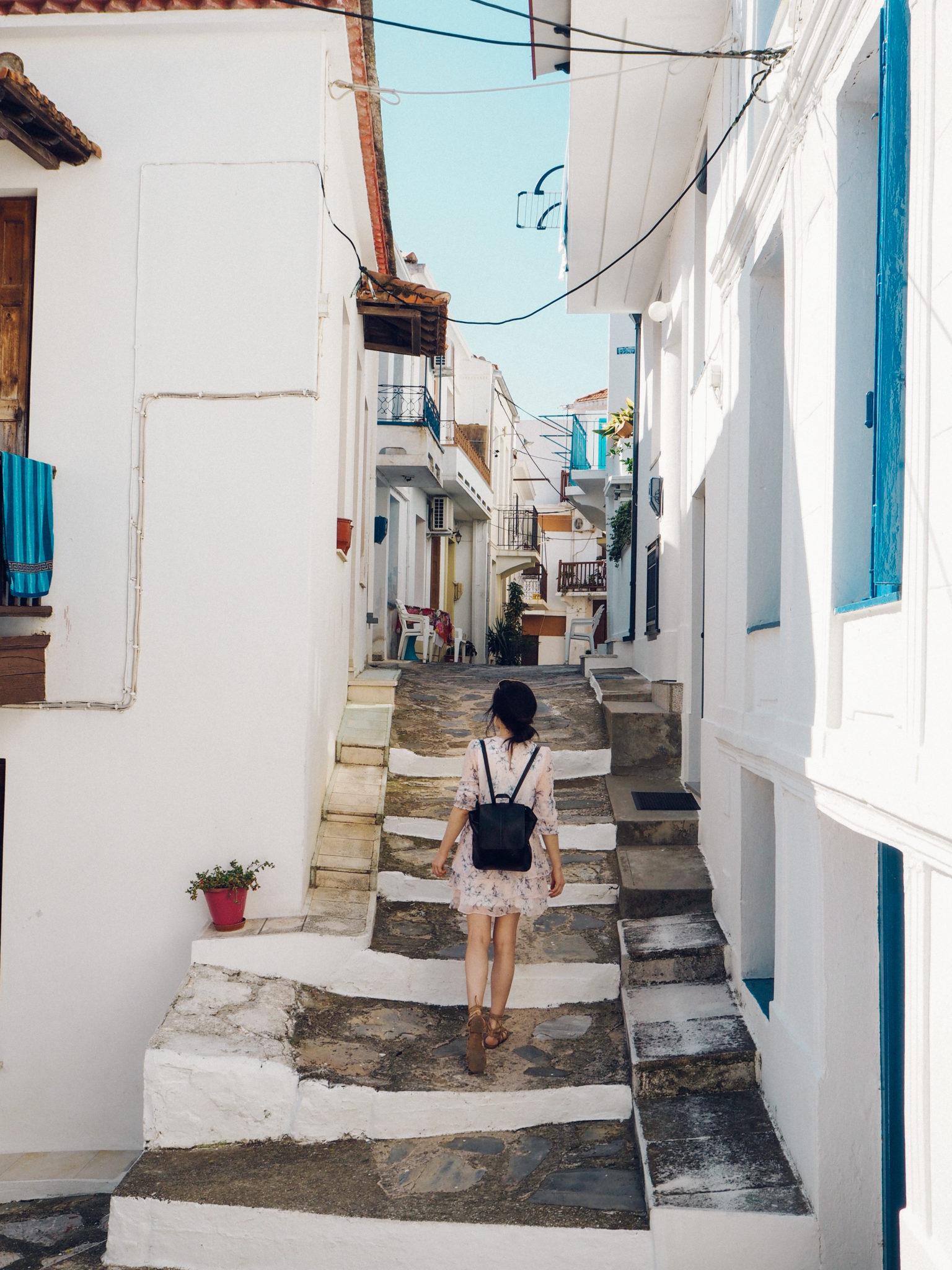 A Guide to Skopelos