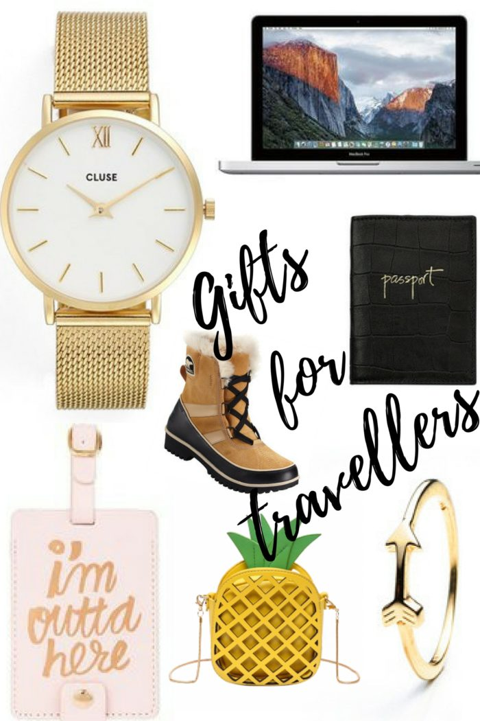 Christmas Gift Guide for Travellers: Top 20 Travel Gifts
