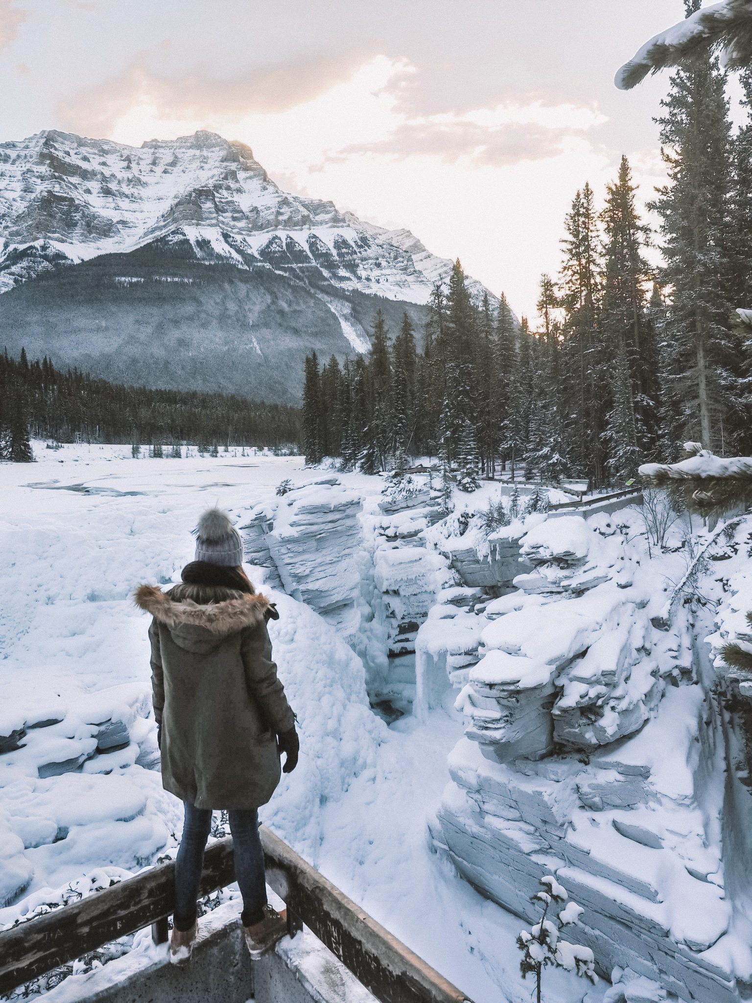 A Guide to Visiting Jasper National Park in Winter